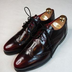 Base London Men's 'Mole' Wingtip Leather Oxford Si
